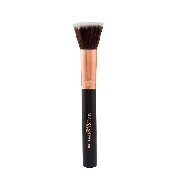 F20 Foundation Buffer Brush - Rose Gold Black