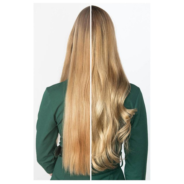 Apply to wet hair with a massaging motion and rinse Before and After Blonde