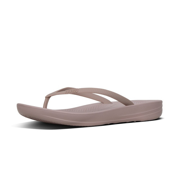 FitFlop iQushion Ergonomic Sandals Mink