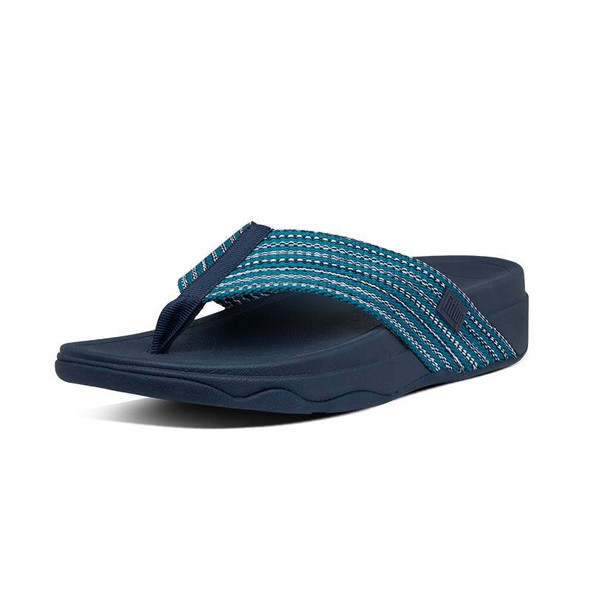 FitFlop Surfa Toe-Post Sea Blue