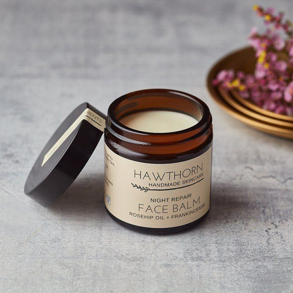 Hawthorn Handmade Skincare Night Face Balm 60ml