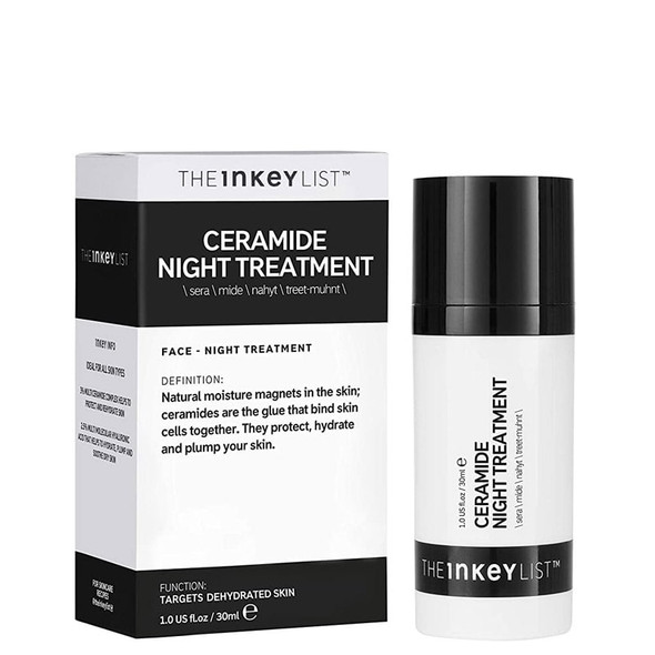 The Inkey List Ceramide Night Treatment 30ml