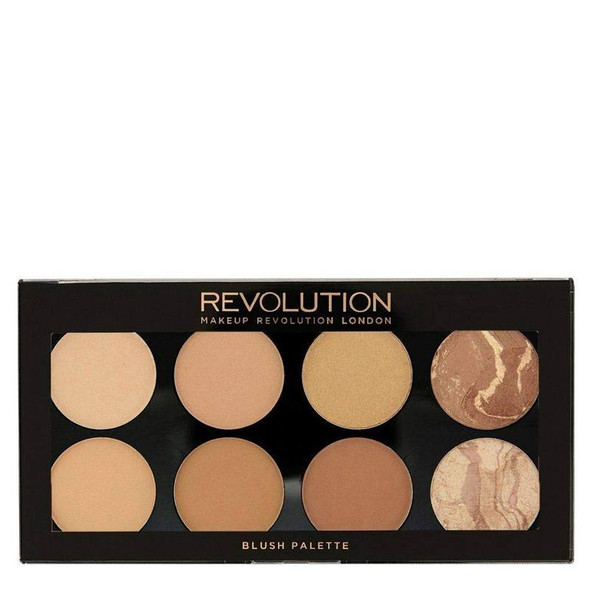Revolution Bronze Palette All About Bronze