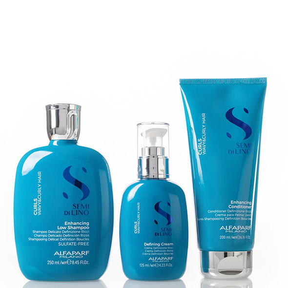 Alfaparf Semi Di Lino Curls Gift Set product