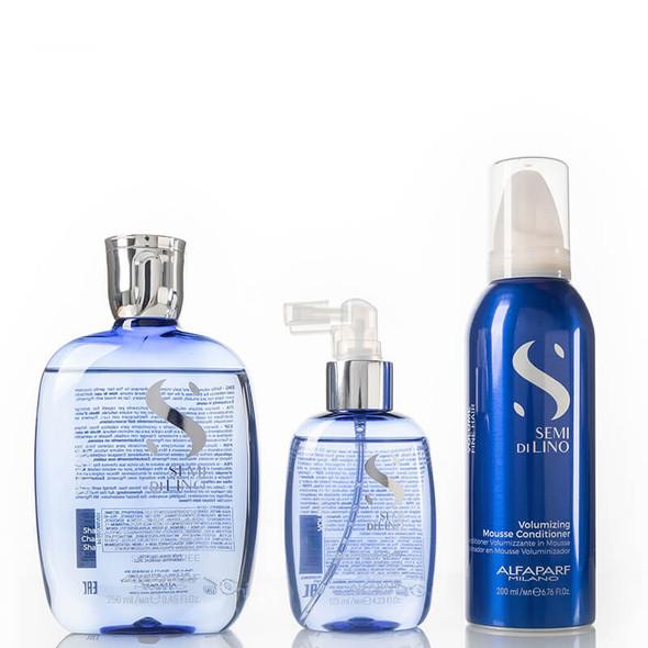 Alfaparf Semi Di Lino Volume Gift Set products