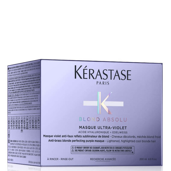 Kerastase Blond Absolu Masque Ultra-Violet 200ml box