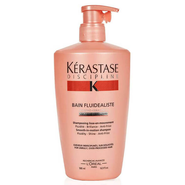 Kérastase Discipline Bain Fluidealiste Sulphate Free 500ml