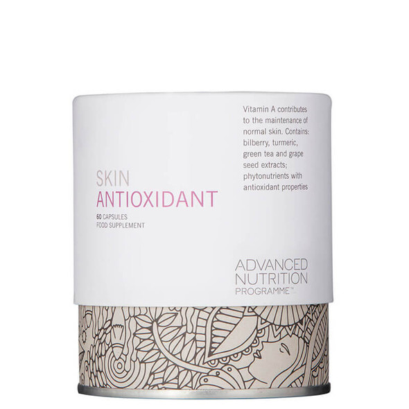 Advanced Nutrition Programme Skin Antioxidant 60 Caps
