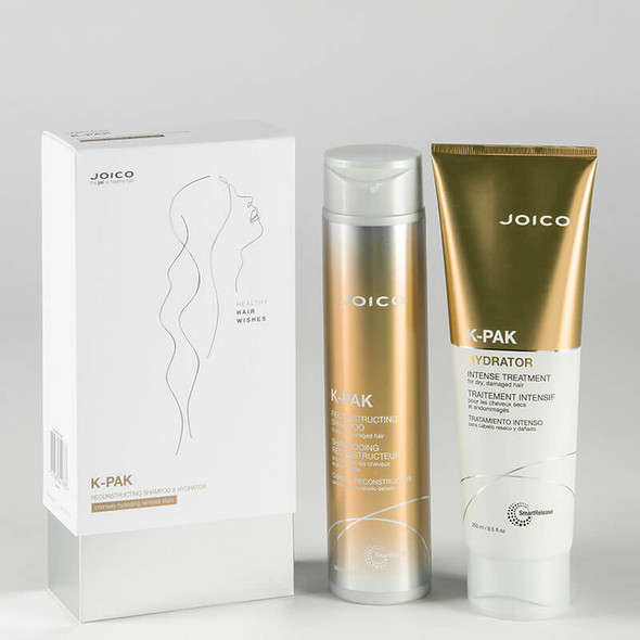 Joico K-Pak Shampoo and Intense Hydration Treatment Gift Set