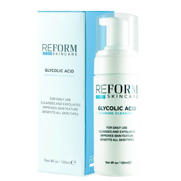 Reform Skincare Glycolic Acid Foaming Cleanser 120ml