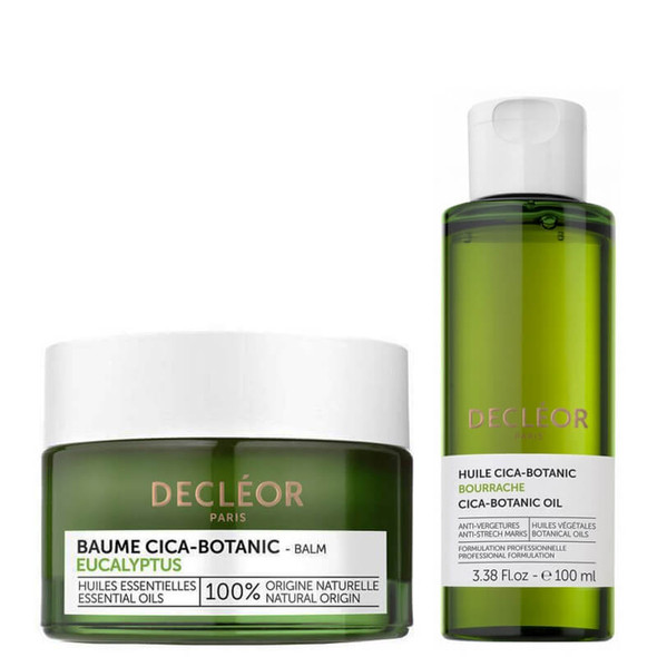 Decleor Eucalyptus Baume & Botanical Oil Bundle