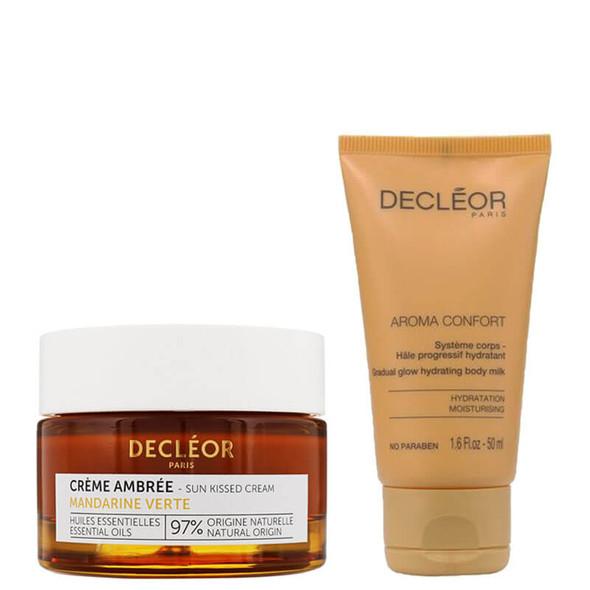 Decleor Sun-Kissed Cream & Hydrating Body Milk Bundle