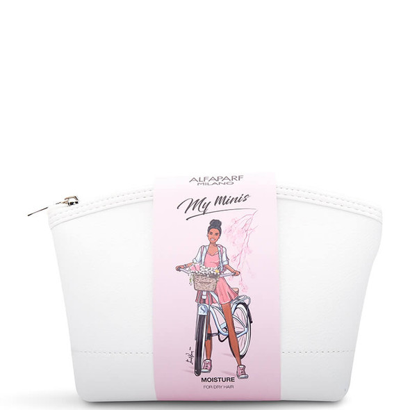 Alfaparf My Minis Moisture Collection bag
