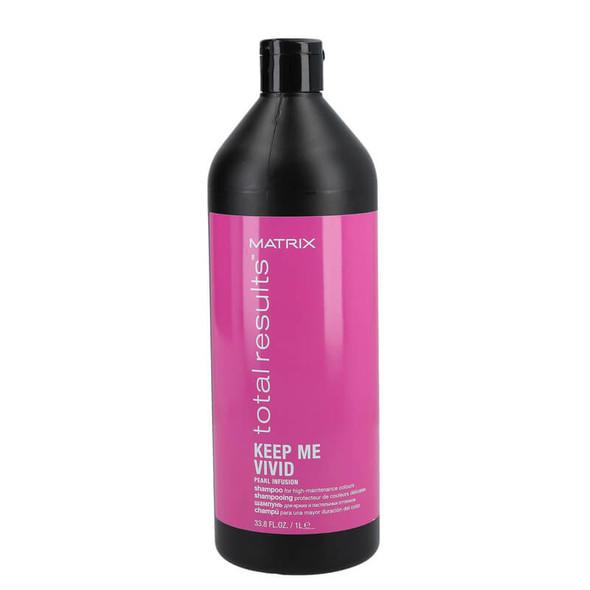 Matrix Total Results Keep Me Vivid Pearl Infusion Shampoo 1ltr