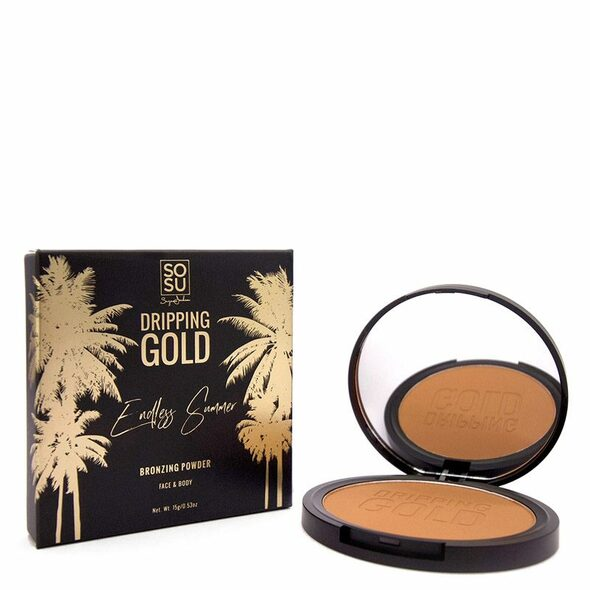 So Sue Me Dripping Gold Matte Bronzing Powder 15g