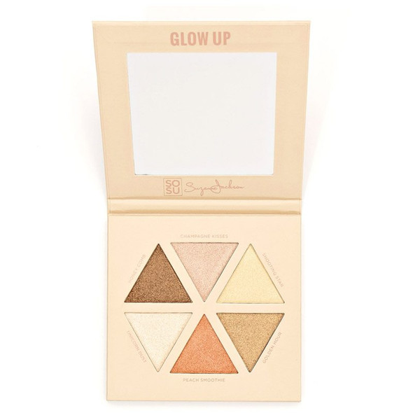So Sue Me Glow Up Highlighter Palette