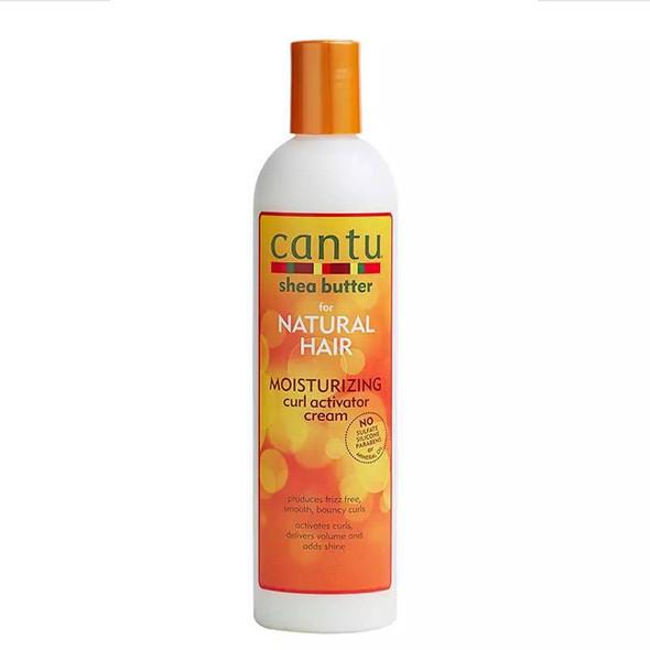 Cantu For Natural Hair Moisturizing Curl Activator Cream 355ml