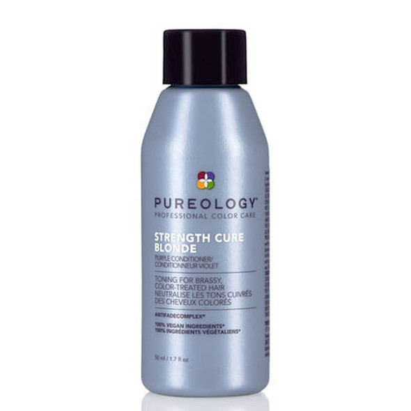 Pureology Strength Cure Blonde Purple Conditioner 50ml