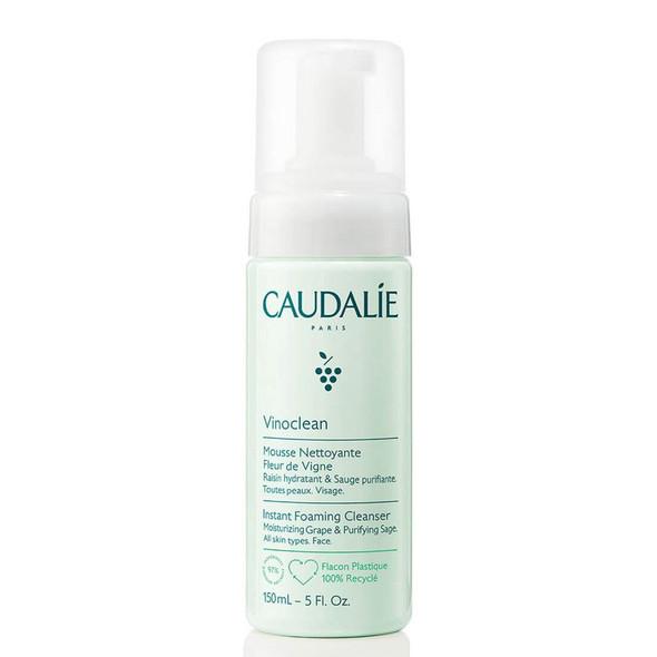 Caudalie - Vinoclean Instant Foaming Cleanser - 150 ml