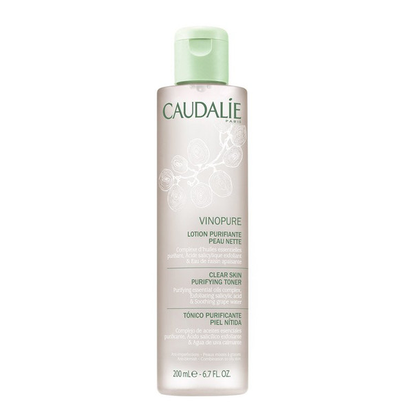 Caudalie - Vinopure Clear Skin Purifying Toner 200ml