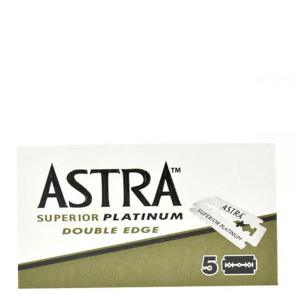 Astra Superior Platinum De Blade