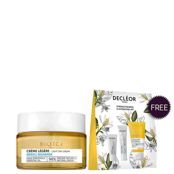 Decleor Light Day Cream Neroli Bigarade Bundle