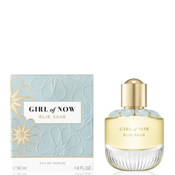Elie Saab Girl Of Now Eau De Parfum 50ml Box