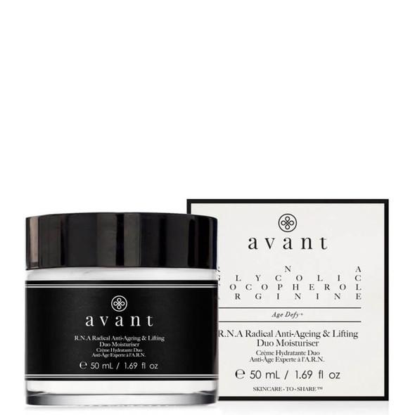 Avant Skincare R.N.A Radical Anti-Ageing & Lifting Duo Moisturiser 50ml