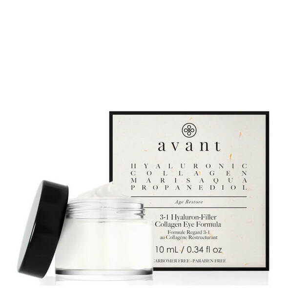 Avant Skincare 3-1 Hyaluron-Filler Collagen Eye Formula 10ml