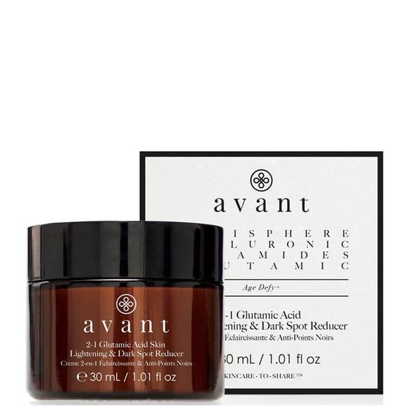 Avant Skincare 2-1 Glutamic Skin Lightening & Dark Spot Reducer 30ml