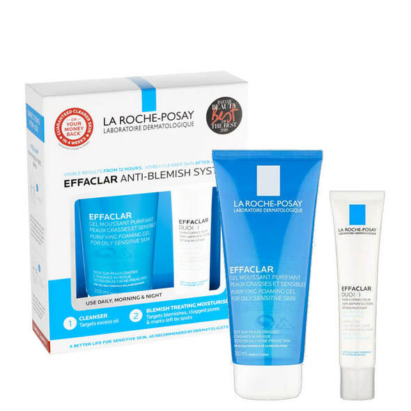 La Roche-Posay Effaclar Anti-Blemish System Pack