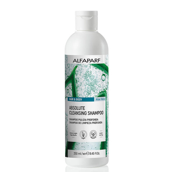 Alfaparf Milano Hair and Body Cleansing Shampoo 250ml