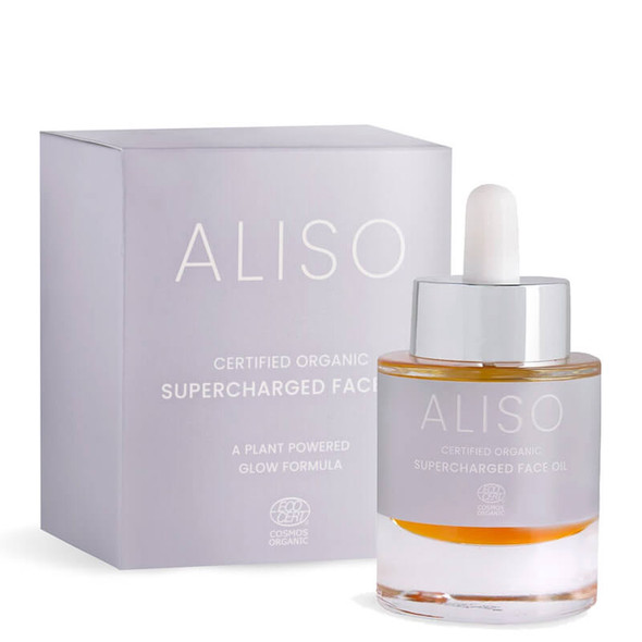 aliso supercharged face oil