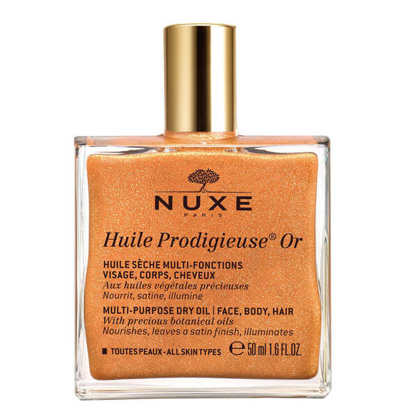 NUXE Huile Prodigieuse Gold 50ml