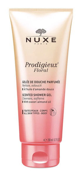 NUXE Prodigieux Florale Scented Shower Gel 200ml