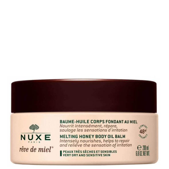 NUXE Reve De Miel Melting Honey Body Oil Balm 200ml