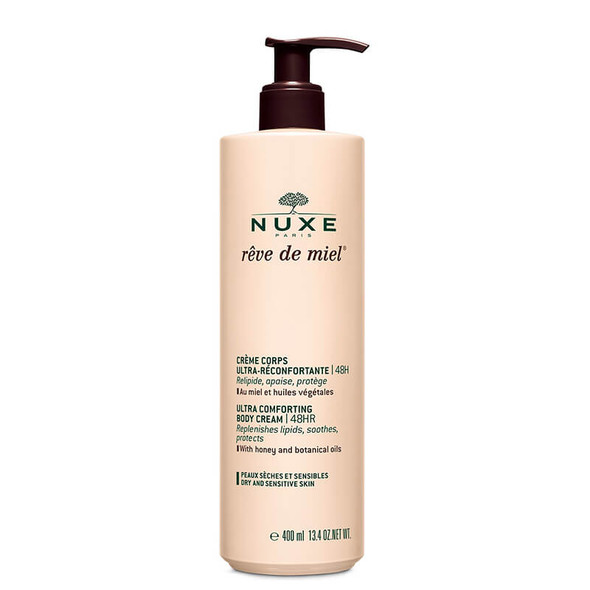 NUXE Rêve De Miel Ultra Comforting Body Cream 400ml