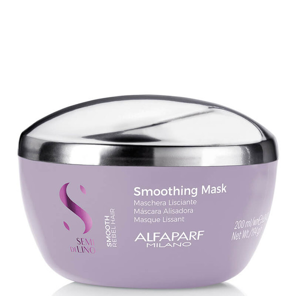 Alfaparf Semi Di Lino Smooth Mask 200ml