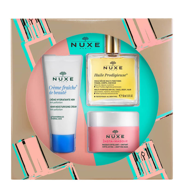 Nuxe Brand Discovery Set