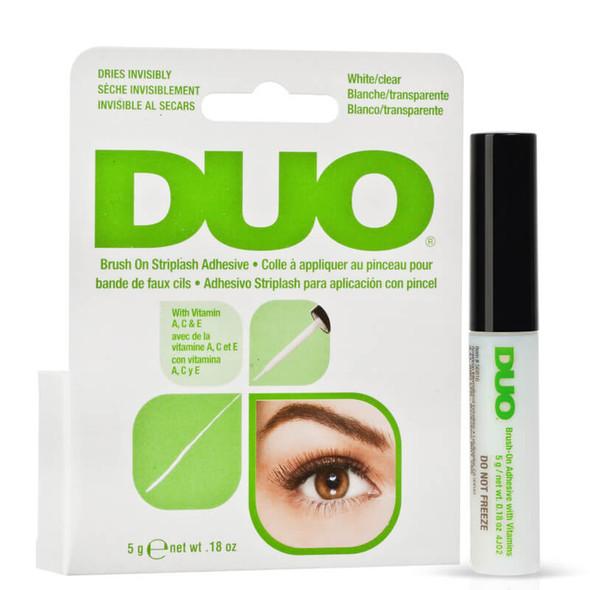 Duo Brush-On Striplash Adhesive Clear 5g