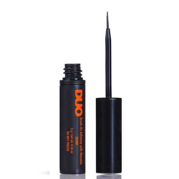 Duo Brush-On Dark Striplash Adhesive With Vitamins 5g