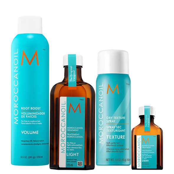 Moroccanoil Volume Collection - Free 50ml Treatment Oil