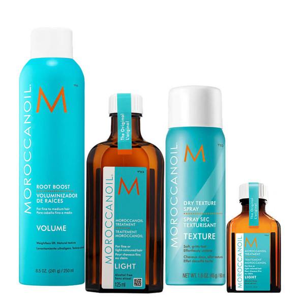 Moroccanoil Volume Collection - Free 50ml Treatment Oil