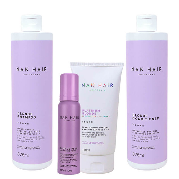 NAK Blonde - Ultimate Collection
