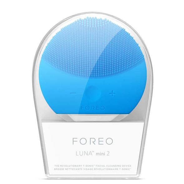 FOREO Luna Mini 2 Aquamarine box