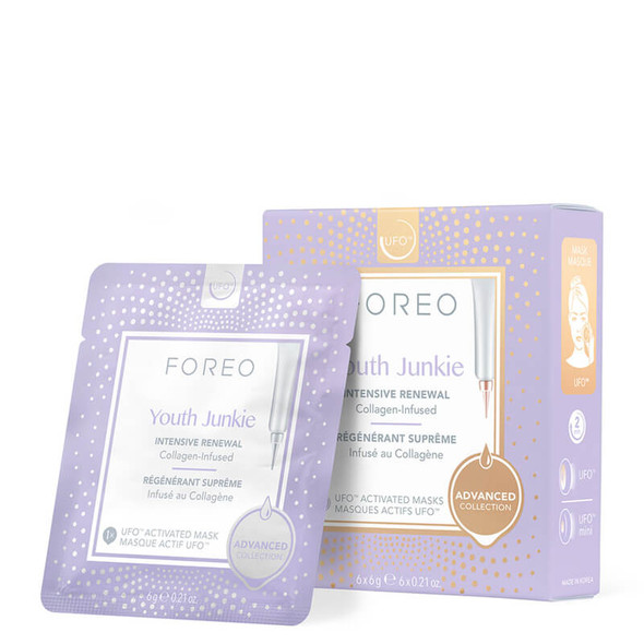 FOREO UFO Masks Youth Junkie - 6 Pack