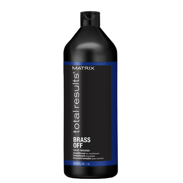 Matrix Total Results Color Obsessed Brass Off Conditioner 1 litre