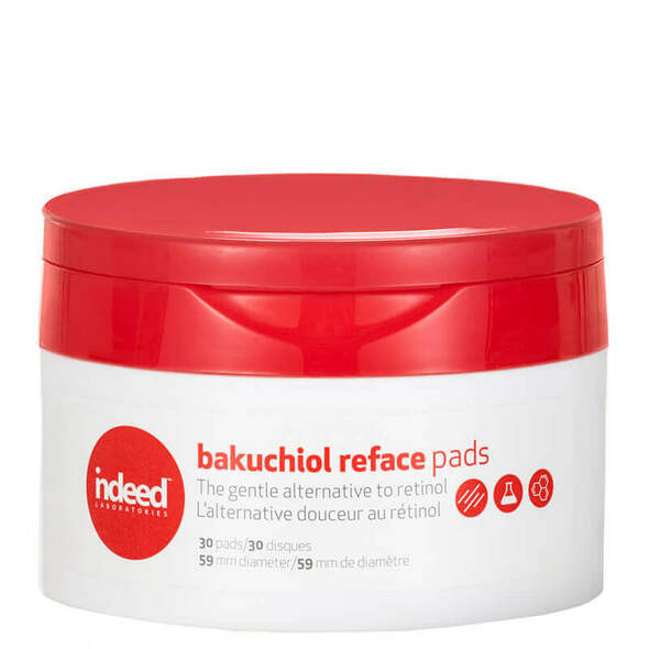 Indeed Labs Bakuchiol Reface™ Pads 30 Pads