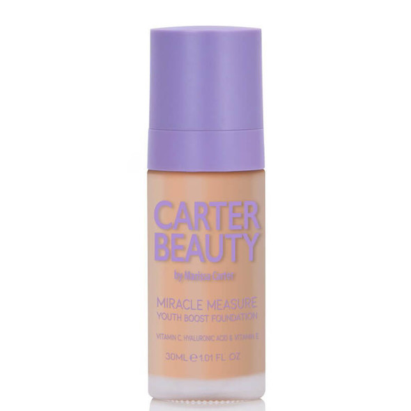 Carter Beauty Miracle Youth Boost Foundation - Shortbread