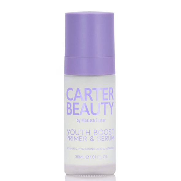 Carter Beauty Skin Boost Primer and Serum